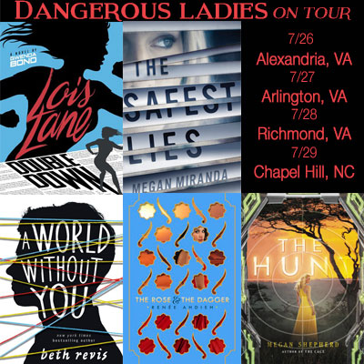 DangerousLadies2.0Tour